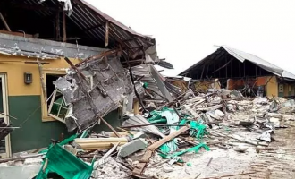 'I didn't break any law' — owner of demolished hotel in Rivers speaks