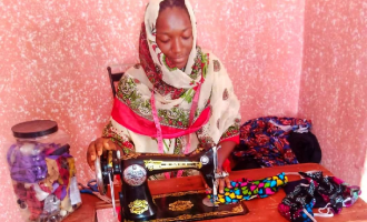 'We are now sewing face masks' — how COVID-19 deprived tailors of Sallah gains