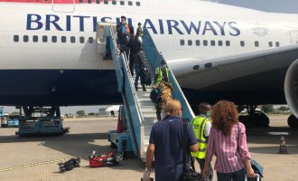 COVID-19: UK announces special charter flights to evacuate citizens from Nigeria
