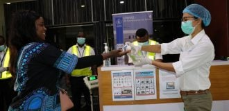 A lifeline in the air: How UNHAS Nigeria is maintaining operations despite COVID-19