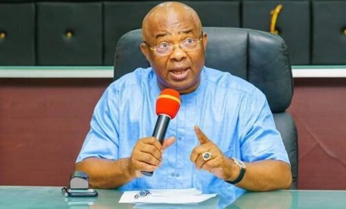 Use your rifles to defend yourselves, Uzodinma tells Imo police officers