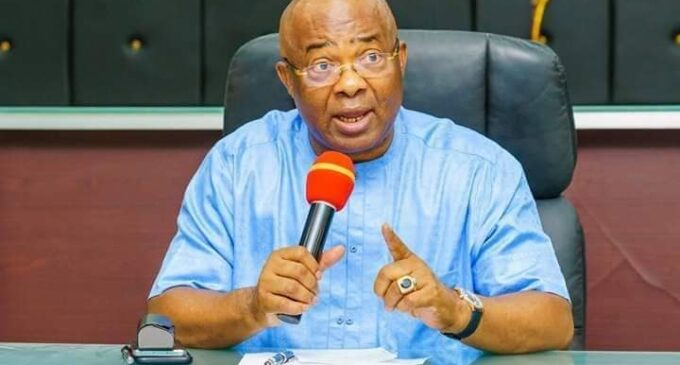 'You lack knowledge of what APC stands for' — Buhari's ex-aide hits Uzodinma