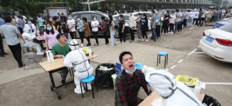Report: Wuhan conducted over 6.5m COVID-19 tests in 10 days