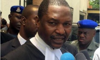 EXCLUSIVE: Malami's 'debt collectors' demand $1.5bn over terminated contract
