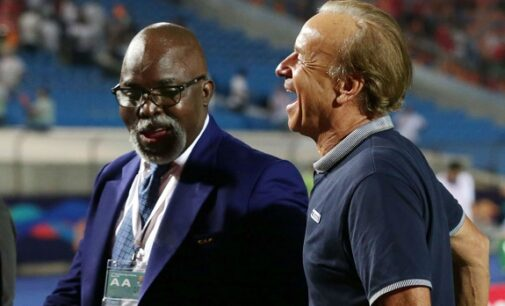 NFF confirms Rohr's contract extension as Eagles coach