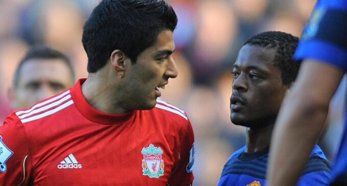 'We're going to kill you and your family' – Evra reveals he got death threats from prisoners after Suarez racism row