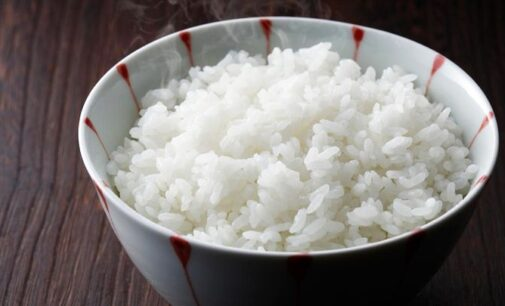 Harvard Medical School: White rice spikes blood sugar in the body — almost like eating table sugar