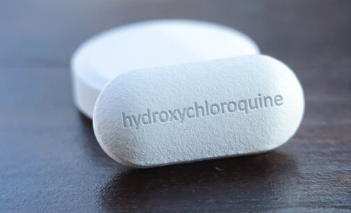 Report: WHO suspended chloroquine trial based on questionable data