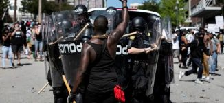 25 US cities under curfew as protests heat up over killing of George Floyd
