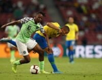 Taribo West: Aribo is too weak for Eagles… Etebo is a far better option