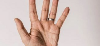 Men with longer ring fingers are at lower risk of dying from COVID-19, study claims