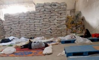 Police rescue 126 workers 'locked for 3 months in Kano rice factory'