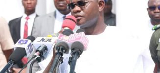 Yahaya Bello calls for calm as tension rises over court's expansion of Igala kingdom