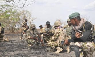 How army rescued aid workers abducted by insurgents