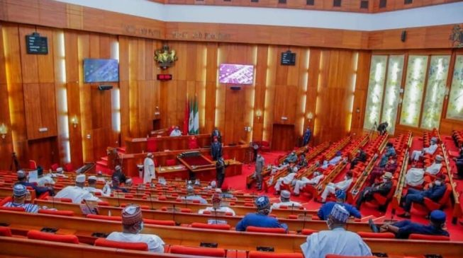 Senate panel fails to lay revised 2020 budget report over missing N186bn for health sector