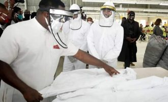 Cross River begins production of PPE for pupils ahead resumption of schools