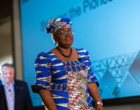 VIDEO: Okonjo-Iweala appears before WTO selection committee