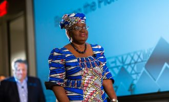 VIDEO: Okonjo-Iweala appears before WTO selection committee