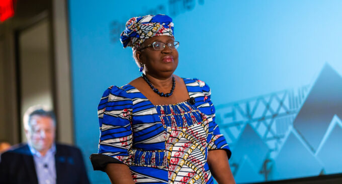 Reps endorse Okonjo-Iweala for WTO top job