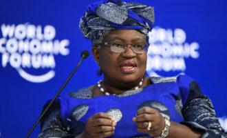 WTO: Ibukun Awosika, Graca Machel drum support for Okonjo-Iweala