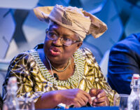 WTO will support Nigeria to develop its health sector, says Okonjo-Iweala