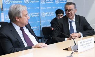 WHO DG, senior officials say UN must 'move from words to deeds' to end racism