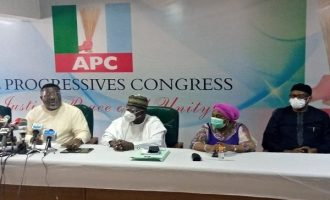 'Our party is collapsing' — DG of APC govs forum calls for NEC meeting over crisis