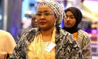 'What have you done to secure the children's future' — Aisha Buhari comes under fire on Twitter
