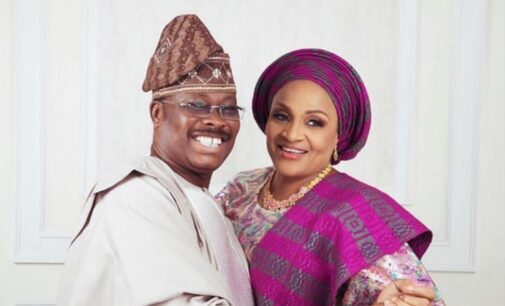 Being with Ajimobi for 40 years was a privilege, says wife