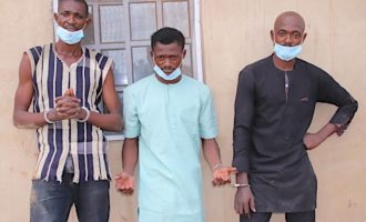 Police: How 3 brothers murdered an Abuja-based widow lured through Facebook