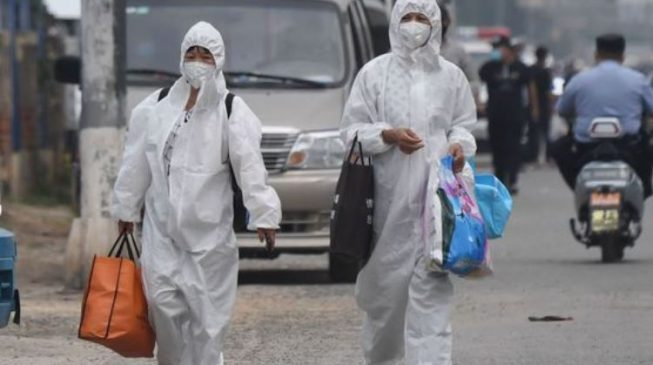 China Gets Worst Virus News in 2 Months