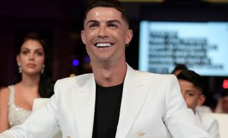 Forbes: Ronaldo becomes first footballer to earn $1bn