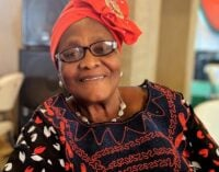 Oby Ezekwesili loses mother