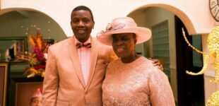 'You're the husband every woman wants' — Adeboye's wife celebrates him at 79