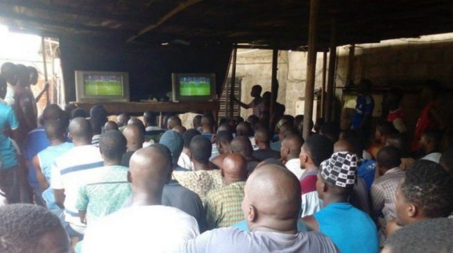 COVID-19: Ganduje reopens football viewing centres