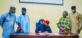 Fayemi blocks bail for rapists as he signs bill against sexual violence