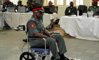 Army court martial sacks major-general for 'N400m' theft