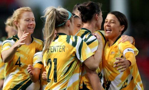 Australia and New Zealand to host the Women's World Cup in 2023