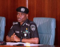 Most bandits come from outside Nigeria, says IGP