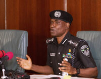 #EndSARS protest: IGP warns officers against use of force