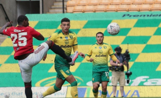 Ighalo scores as Man United qualify for FA Cup semifinals