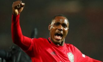 Man United extend Ighalo loan deal