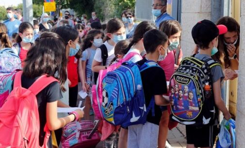 Israel shuts schools again after over 300 pupils, teachers contract COVID-19