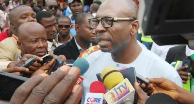 Ize-Iyamu: Oshiomhole was trying to demarket me — he never meant the bad things he said