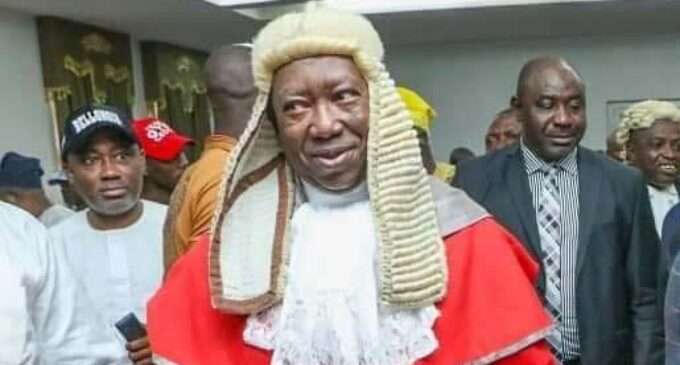 Kogi chief judge dies at COVID-19 isolation centre