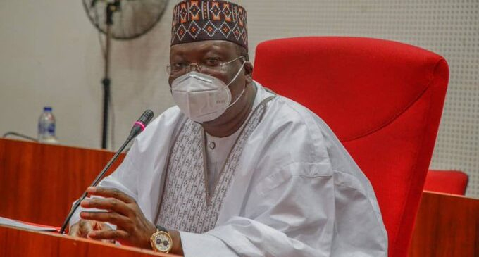 Jangebe attack: It's time to cage this monster of violent crimes, says Lawan