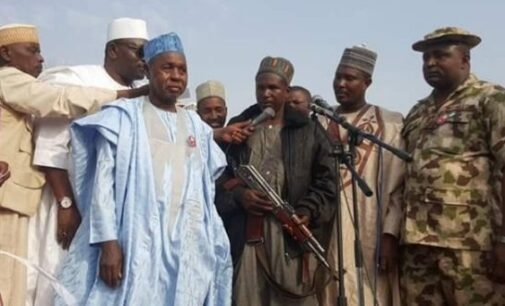 ICYMI: Katsina pulls out of peace deal with bandits