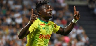 Moses Simon: I model my game after Ronaldo