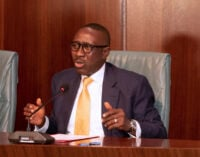 Monguno clarifies comment on missing funds under Buhari's service chiefs