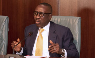 Anambra poll: Don't allow yourselves be provoked, Monguno tells security agents